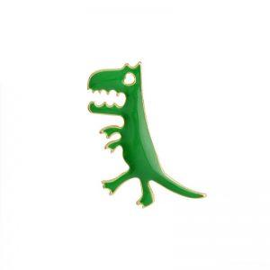 Little dinosaur pin