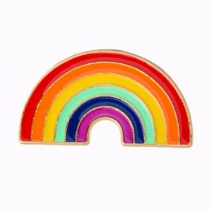 Rainbow connection pin